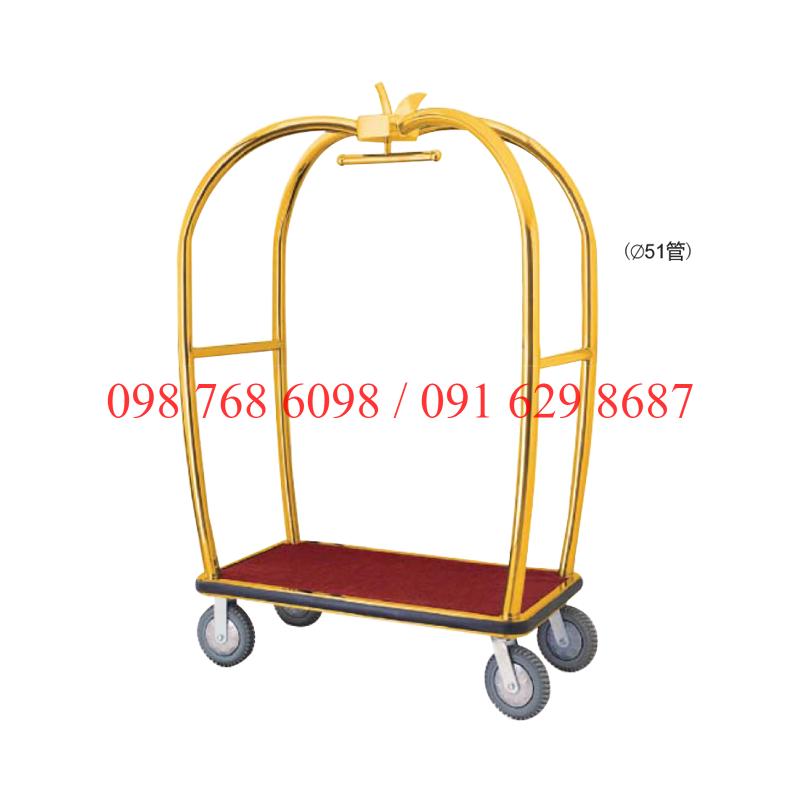 xe chở đồ, hành lý khách sạn D15