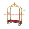 xe trolley chở đồ, hành lý khách sạn D2-A